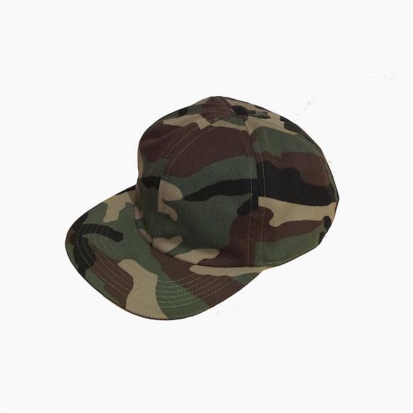 画像1: thinq/CAMO-ONE CAP (1)