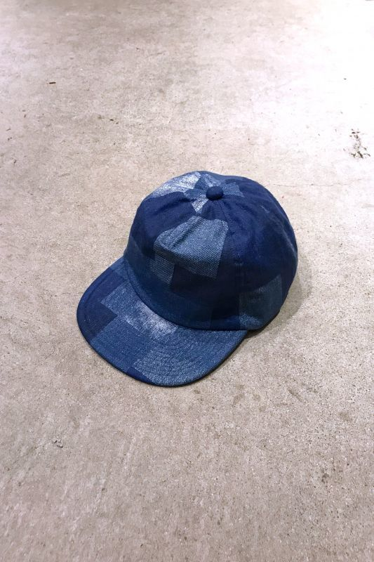 画像1: HUMIS/5-PANEL EASY CAP BLUE PANEL (1)