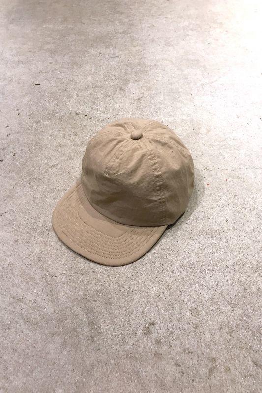 画像1: HUMIS/5-PANEL EASY CAP BEIGE (1)