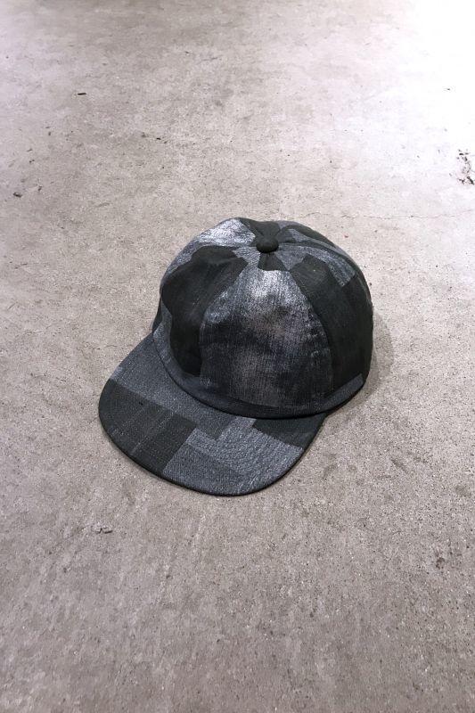 画像1: HUMIS/5-PANEL EASY CAP BLACK PANEL (1)