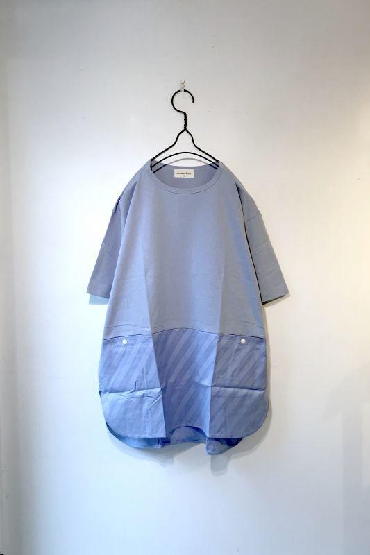 画像1: 【30%OFF】masterkey/BILINGUAL PALE BLUE (1)