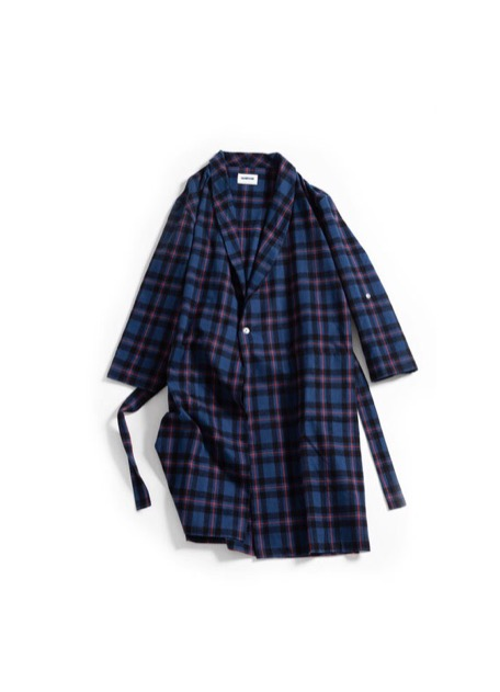 """画像1: NOWHAW/""""mood"""" gown #tartan check (1)"""