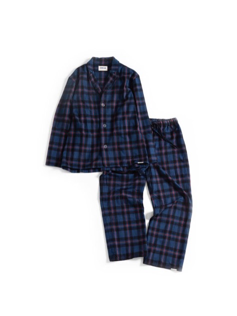 """画像1: NOWHAW/""""day""""pajama #tartan check (1)"""