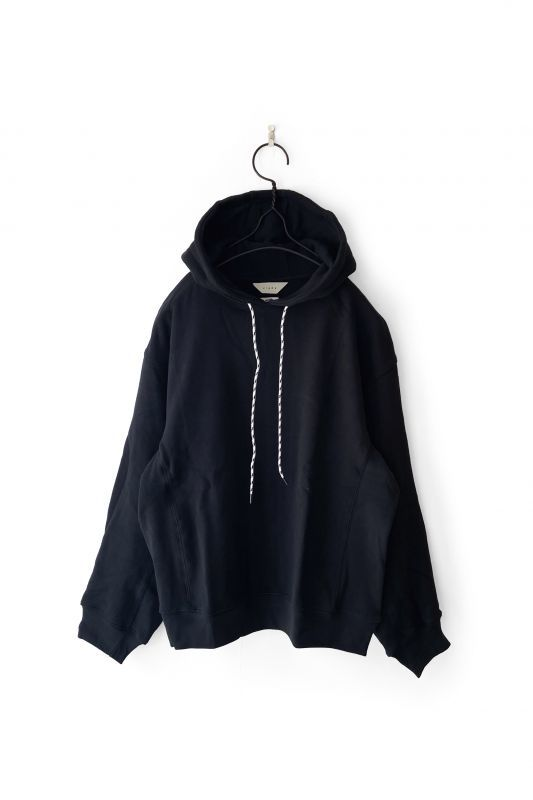 "画像1: JieDa/HOODIE ""FRUIT OF THE LOOM"" BLACK (1)"
